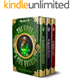 The Viper and the Urchin Books 1-3: Three Fun Steampunk Capers in one set (The Viper and the Urchin Boxset Book 1)
