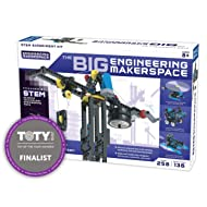 Thames & Kosmos The Big Engineering Makerspace Science Experiment Kit
