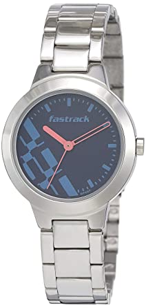 13d288762 Buy Fastrack Analog Blue Dial Women s Watch-NK6150SM03 Online at Low ...
