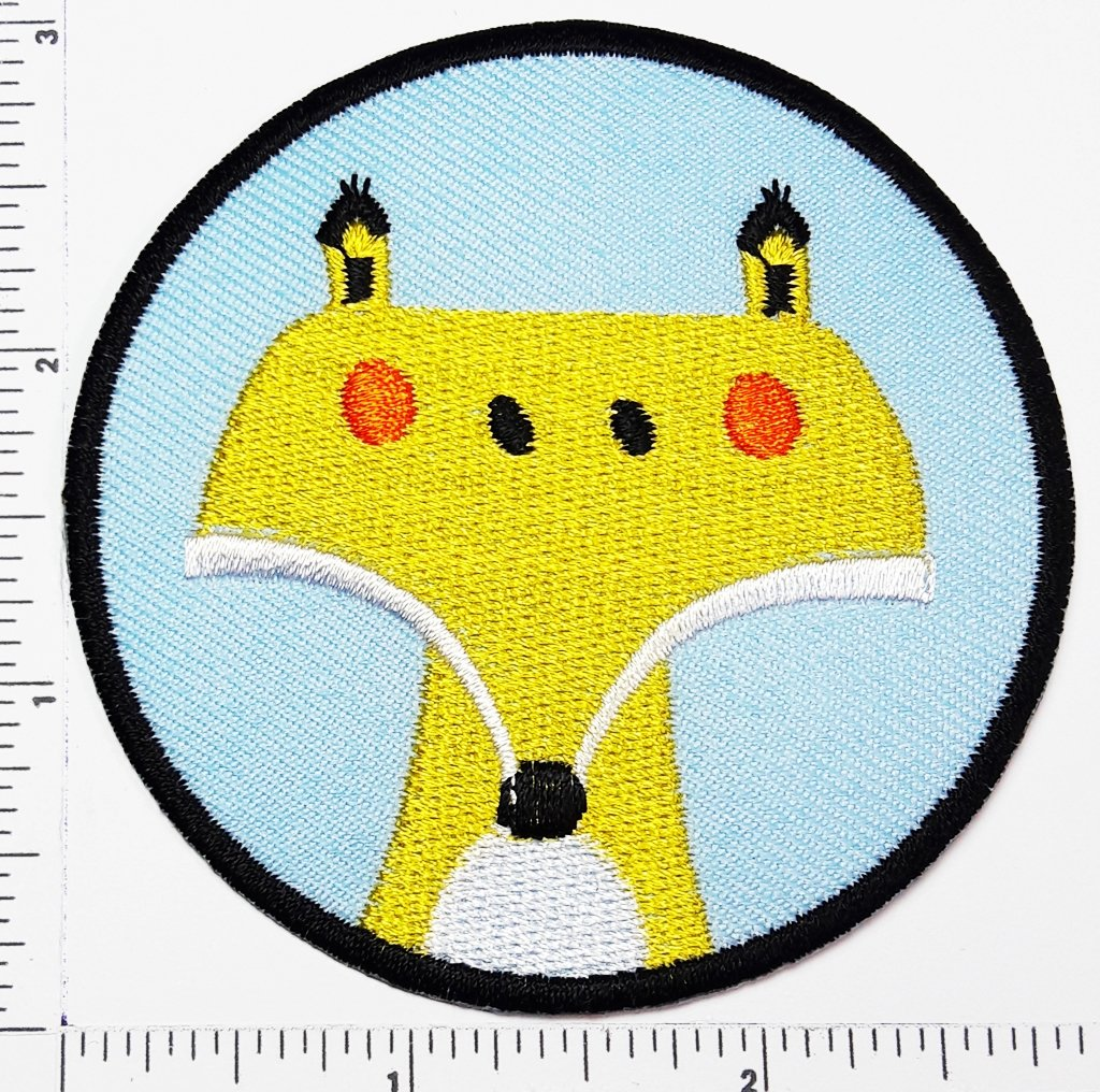 Cute Yellow Submarine Cartoon Kids Iron//Sew on Embroidered Patch applique