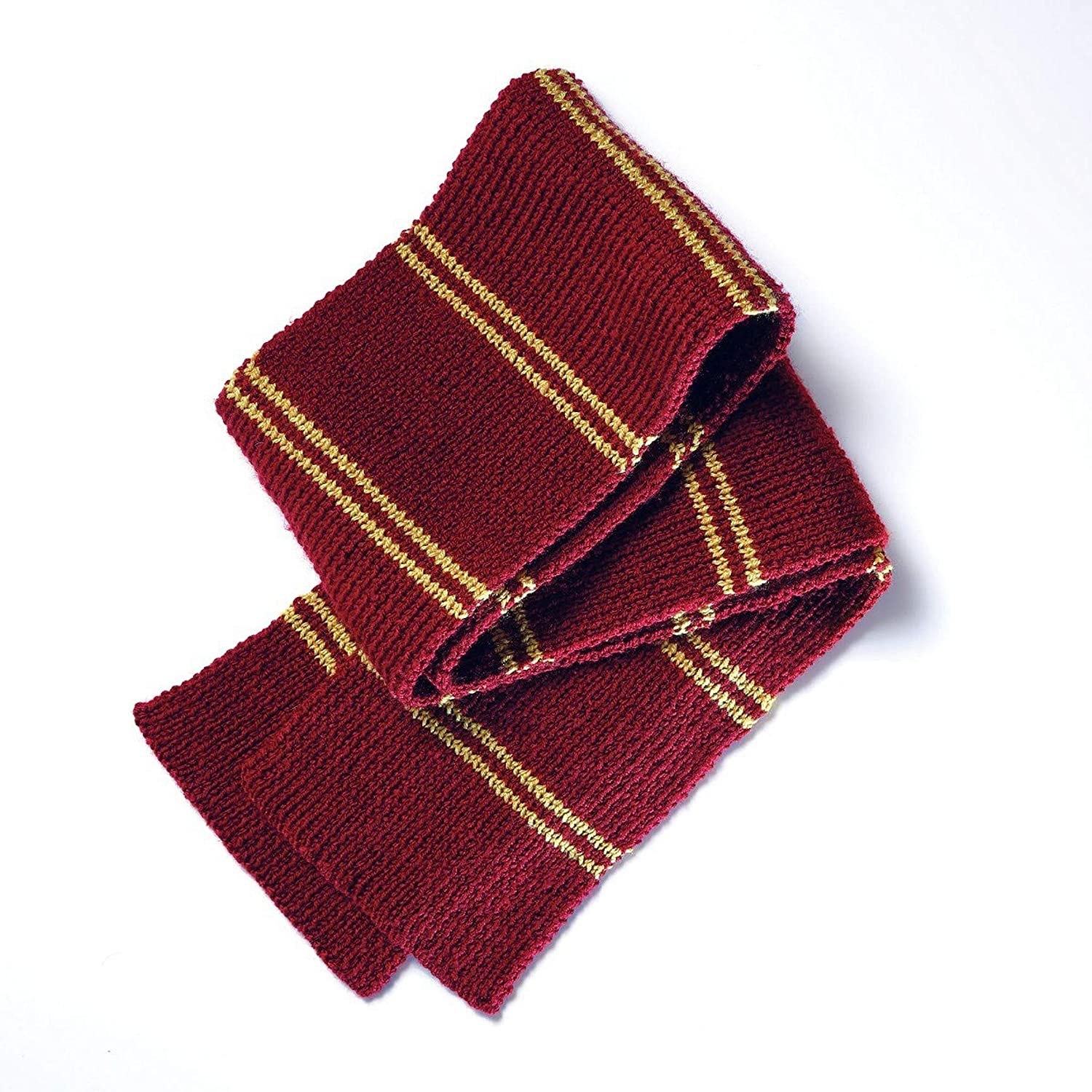 Hogwarts Gryffindor Slouch Socks and Mittens Knitting Kit by Eaglemoss Hero Collector Harry Potter Wizarding World Knitting Kits Collection