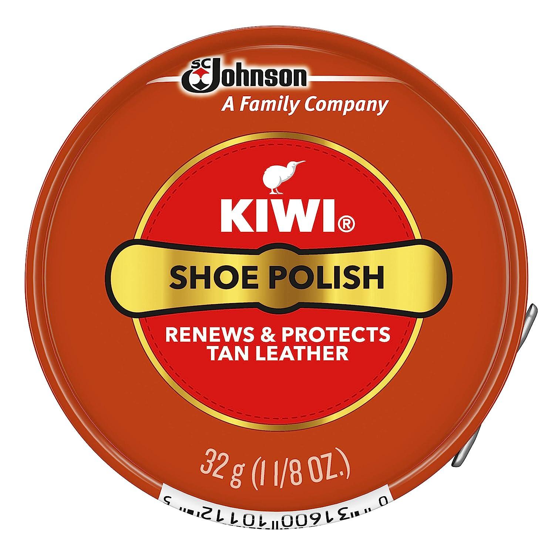 Kiwi Polish Paste Tan: Grocery & Gourmet Food
