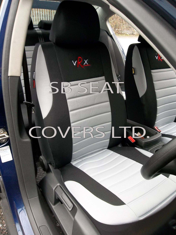 Car Seat Covers VRX Grey Full Set - Universal Fit Amazon.co.uk Car u0026 Motorbike & Car Seat Covers VRX Grey Full Set - Universal Fit: Amazon.co.uk ... markmcfarlin.com