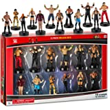 WWE Superstar Stampers, Set of 12 - Self-Inking WWE Superstars for Crafts, Party Decor, Cake Toppers Gifts - Bray Wyatt…