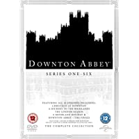 Downton Abbey - The Complete Collection