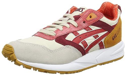 ASICS Gelsaga, Baskets Basses Femme: : Chaussures