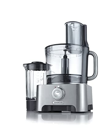 kenwood fpm910 multi pro excel food processor 1300 watt silver rh amazon co uk Kenwood Receiver Operator Manuals Kenwood Instruction Manual