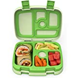 Bentgo Kids Children's Lunch Box - Leak-Proof, 5-Compartment Bento-Style Kids Lunch Box - Ideal Portion Sizes for Ages 3 to 7