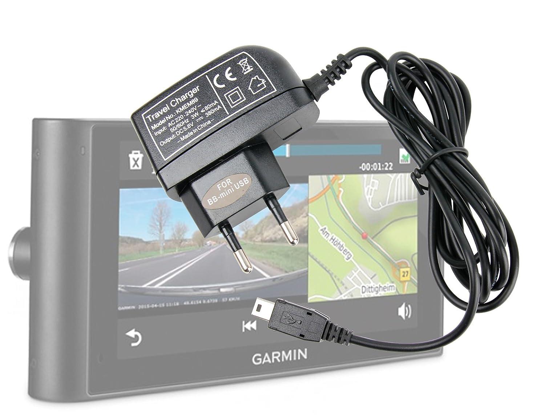 DURAGADGET _ Cargador de red para GPS Garmin Drive 40LM SE ...