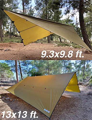 WildVenture Rain Fly Tent Tarp
