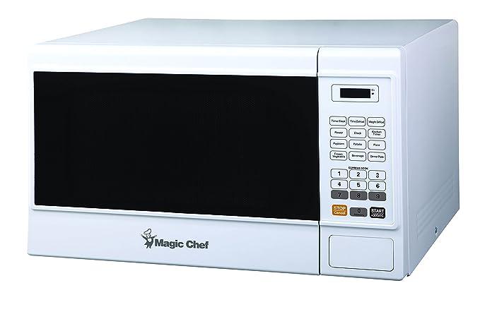 Magic Chef MCM1310W Encimera 36.8L 1000W Negro, Blanco ...