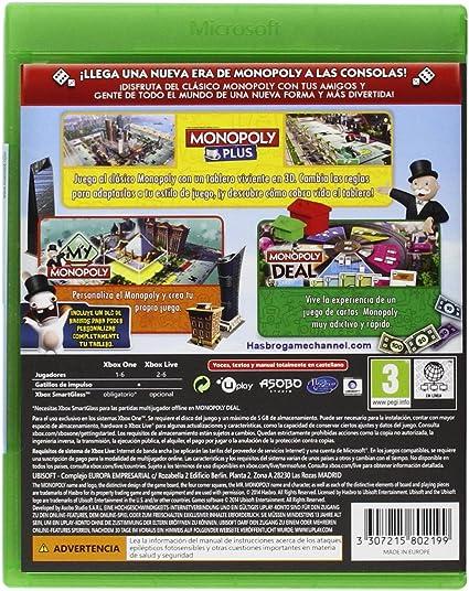 Hasbro Monopoly: Amazon.es: Videojuegos