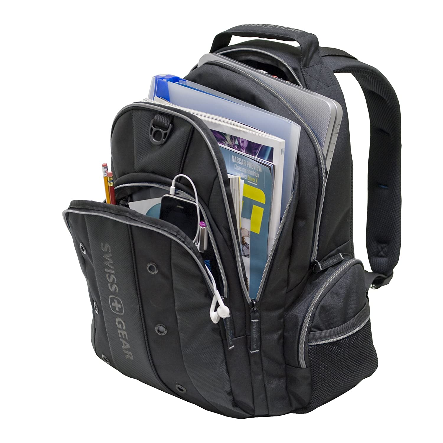 swiss gear lightweight backpack for laptops and