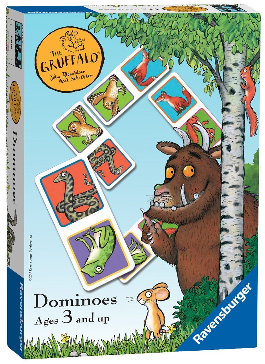 Ravensburger Gruffalo Dominoes