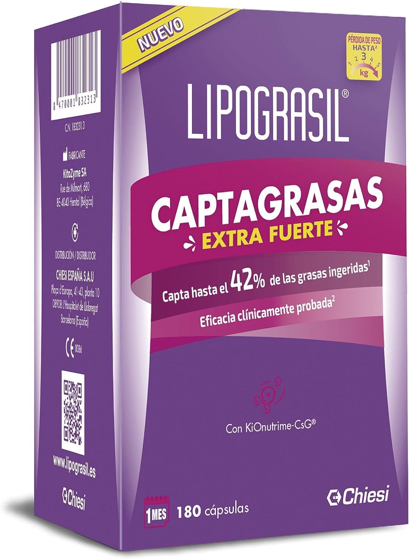 Lipograsil Captagrasas Extra Fuerte - Quemagrasas Potente ...