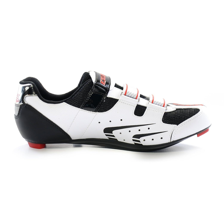 Exustar E-SR941 Road Shoe, White, 38 Euro/5.5 US: Amazon.ca: Sports &  Outdoors
