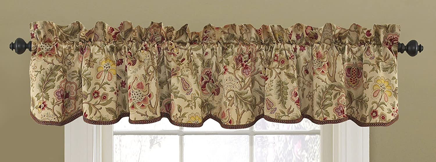 Waverly Imperial Dress Valance Antique