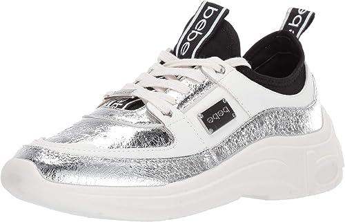 bebe Women's Lealea Sneaker: Amazon.ca