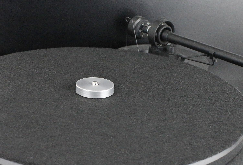 Single Medio estrellas cepillado aluminio Schön: Amazon.es ...