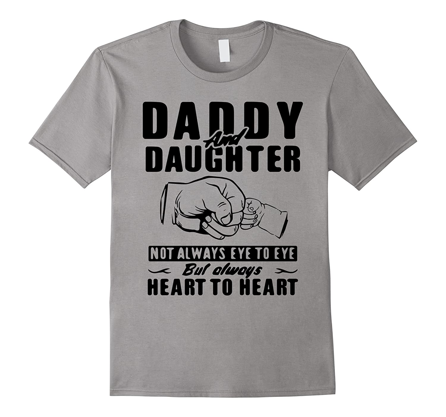 Daddy and Daughter T-shirt-TH