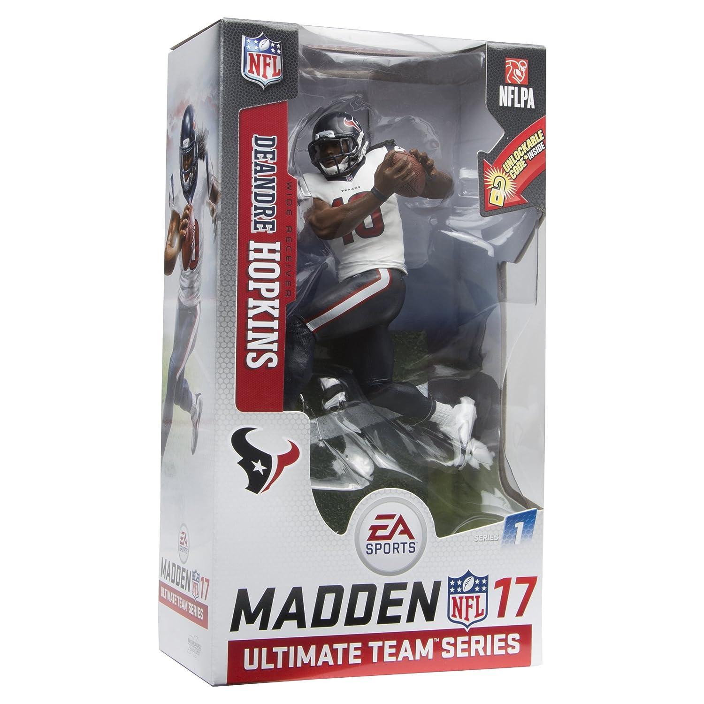 McFarlane Toys EA Sports Madden NFL 17 Ultimate Team Deandre Hopkins Houston Texans Action Figure 75695-1