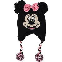 Minnie Mouse- Gorro Invierno, Multicolor, única (Artesanía Cerdá