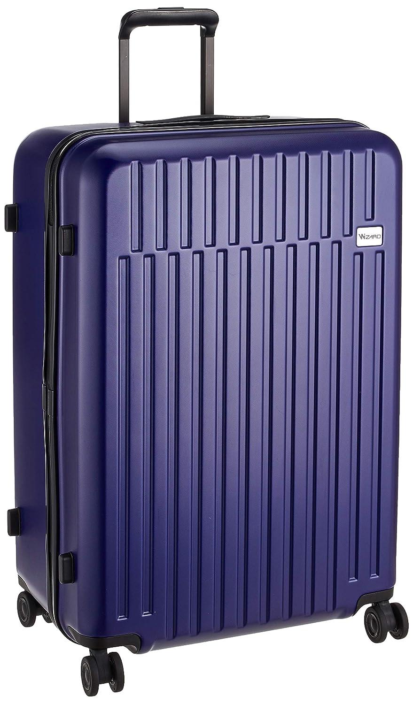 【 限定】[サンコー] スーツケース WIZARD Amazon限定モデル 96L 96L 69cm 4.5kg WIZA-69  ネイビー B07JHXGQTS