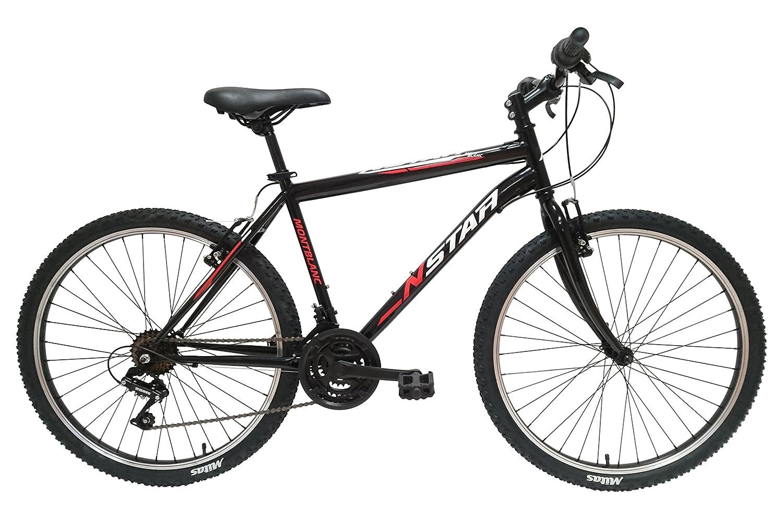 New Star 80AR002 - Bicicleta BTT 26 para Hombre Deportica