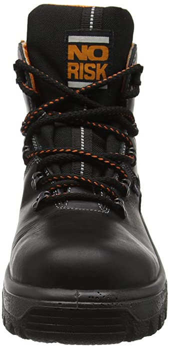 2cd1a960393 No Risk Franklyn Waterproof S3 Leather Boot