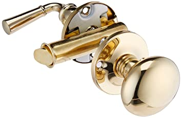 Beau Amazon.com: STANLEY HARDWARE 110584 Door Knob, Solid Brass: Home Improvement