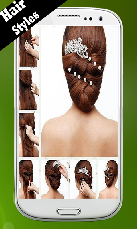 Amazon Hair Styles Step By Step Appstore For Android