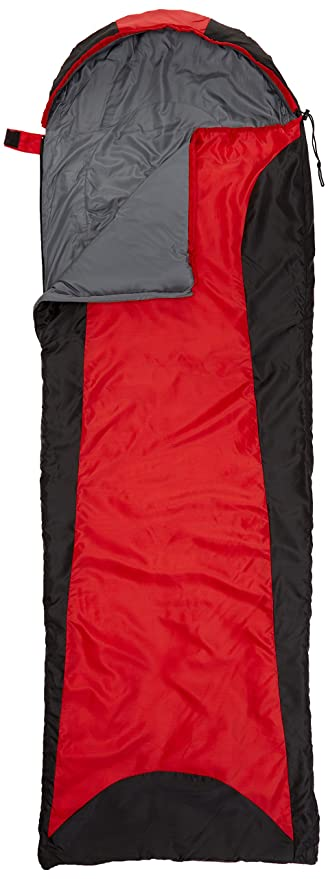 cdb9ca3e5 Atipick Saco Con Capucha Punch Bag - Red/Black, Size 1: Amazon.co.uk ...