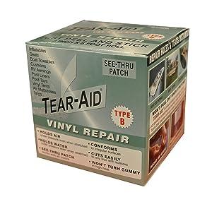 Tear-Aid Vinyl Repair Patch Kit