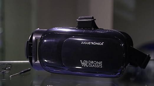 Microdrone Smartview VR - Incluye gafas VR para que volar en ...