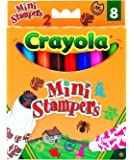 Crayola Animal Mini Stampers (8 Pack)