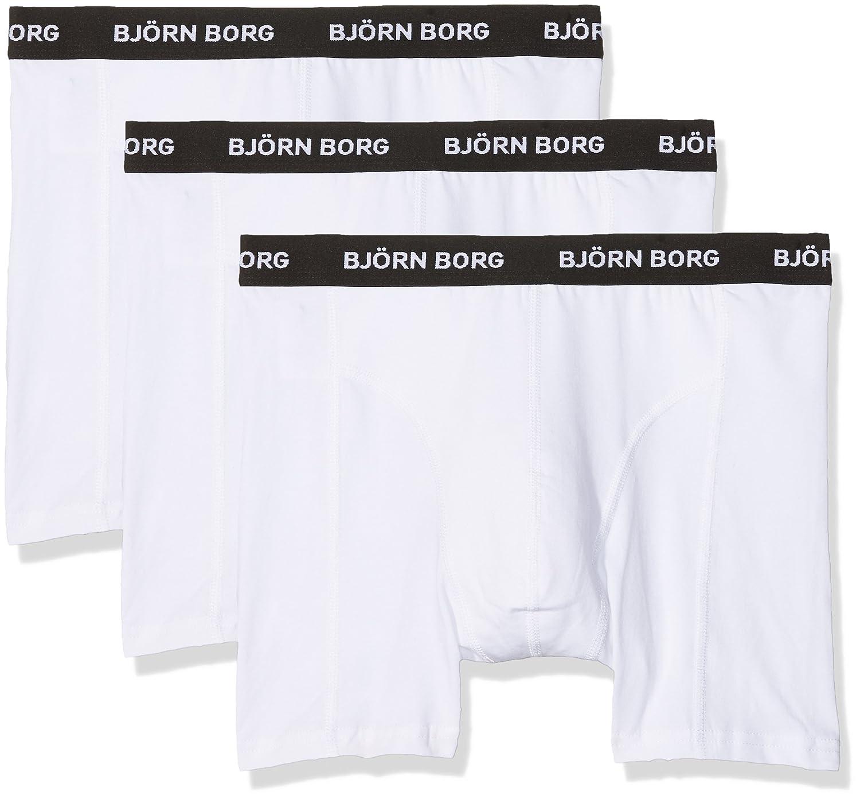 Björn Borg, Bóxer para Hombre (Pack de 3)