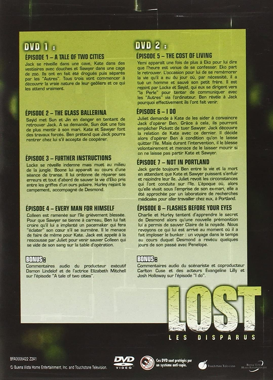 Amazon Com Lost Les Disparus L Integrale Saison 3 Coffret 7 Dvd Movies Tv
