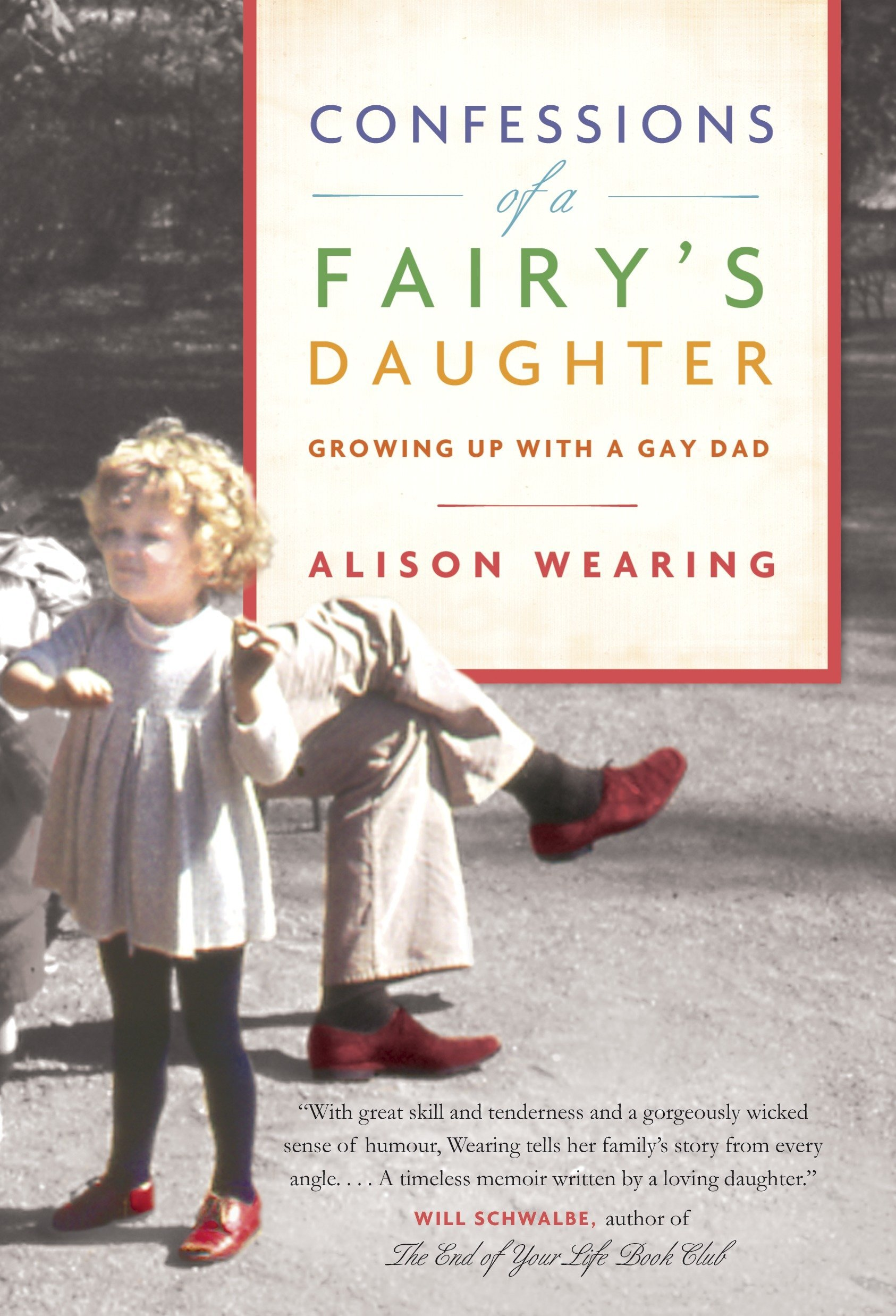 Download Confessions of a Fairy's Daughter: Growing Up with a Gay Dad PDF