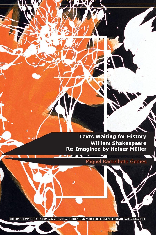 Texts Waiting for History (Internationale Forschungen Zur Allgemeinen Und Vergleichenden Literaturwissenschaft) ebook