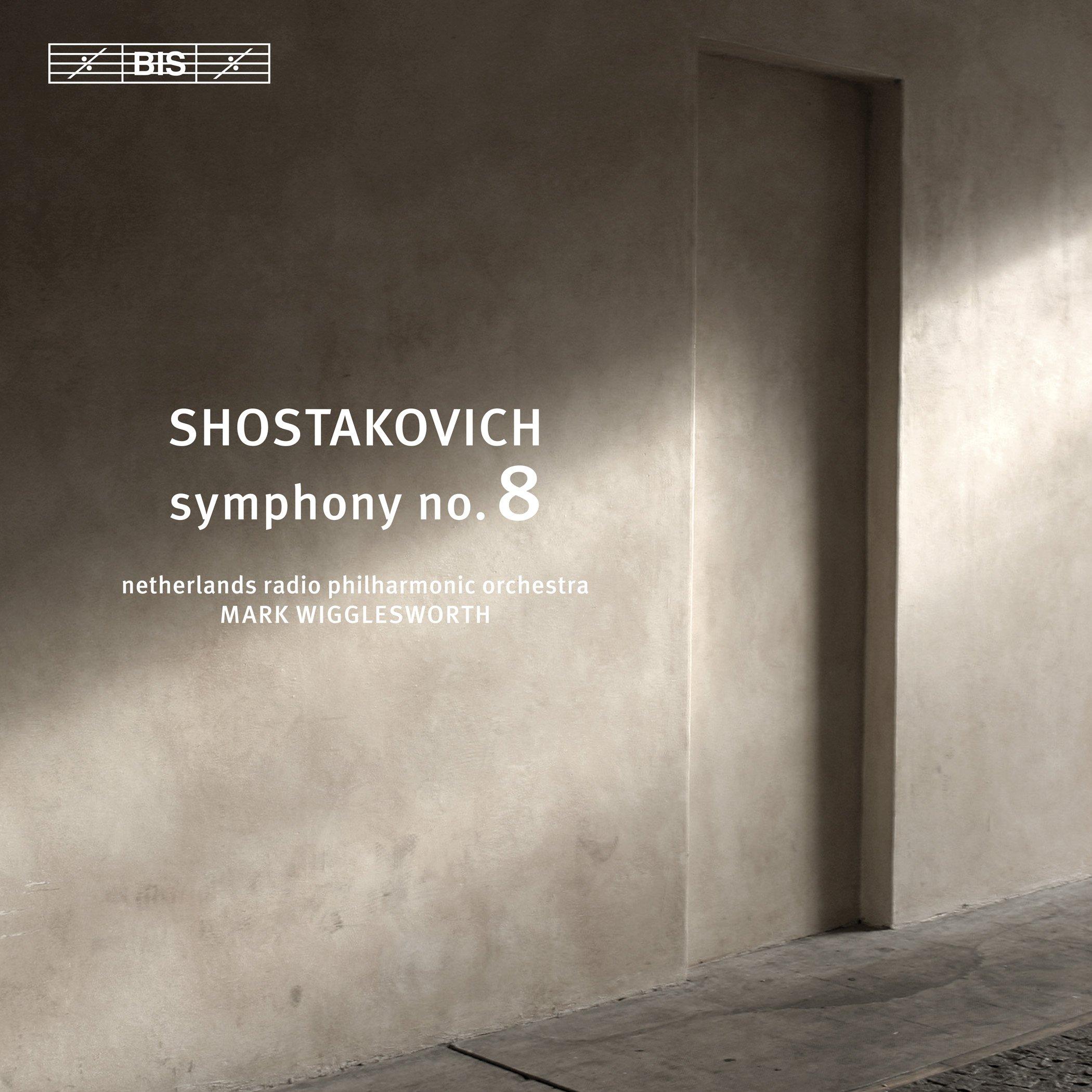 SACD : Mark Wigglesworth - Symphony 8 In C Minor (Hybrid SACD)