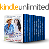 Mail Order Bride: Hearts & Heroes Western Romance Collection (10 Book Box Set)