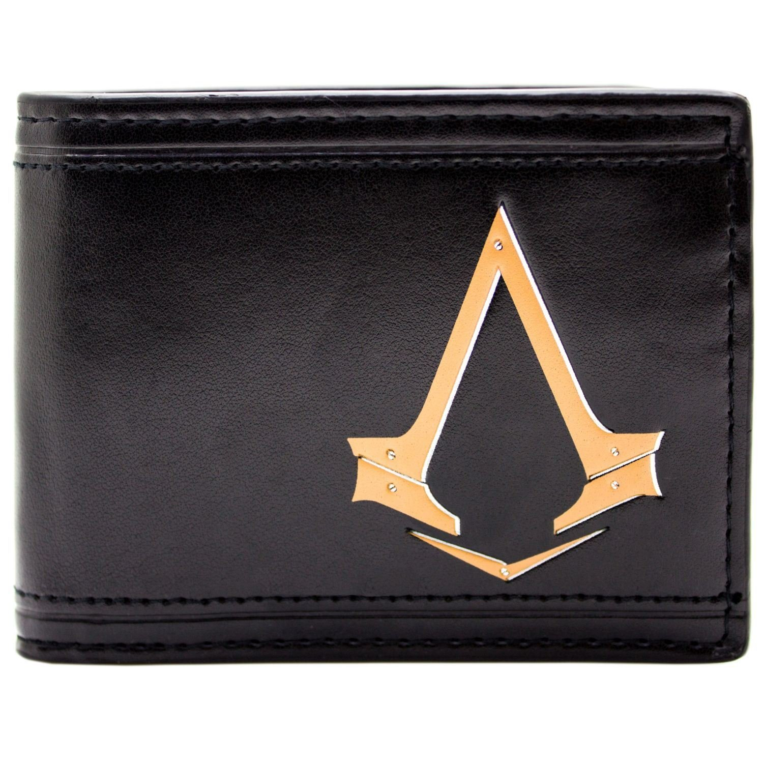 Cartera de Ubisoft Assassins Creed Syndicate Negro 28046