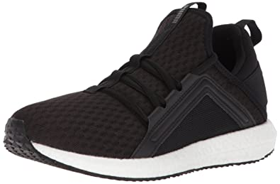PUMA Womens Mega Nrgy Wn Sneaker Black 6 M US