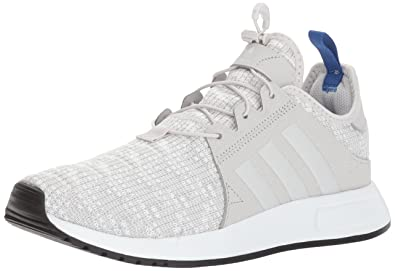 adidas Originals Boys' X_PLR J Running Shoe, Grey One/Grey One/White