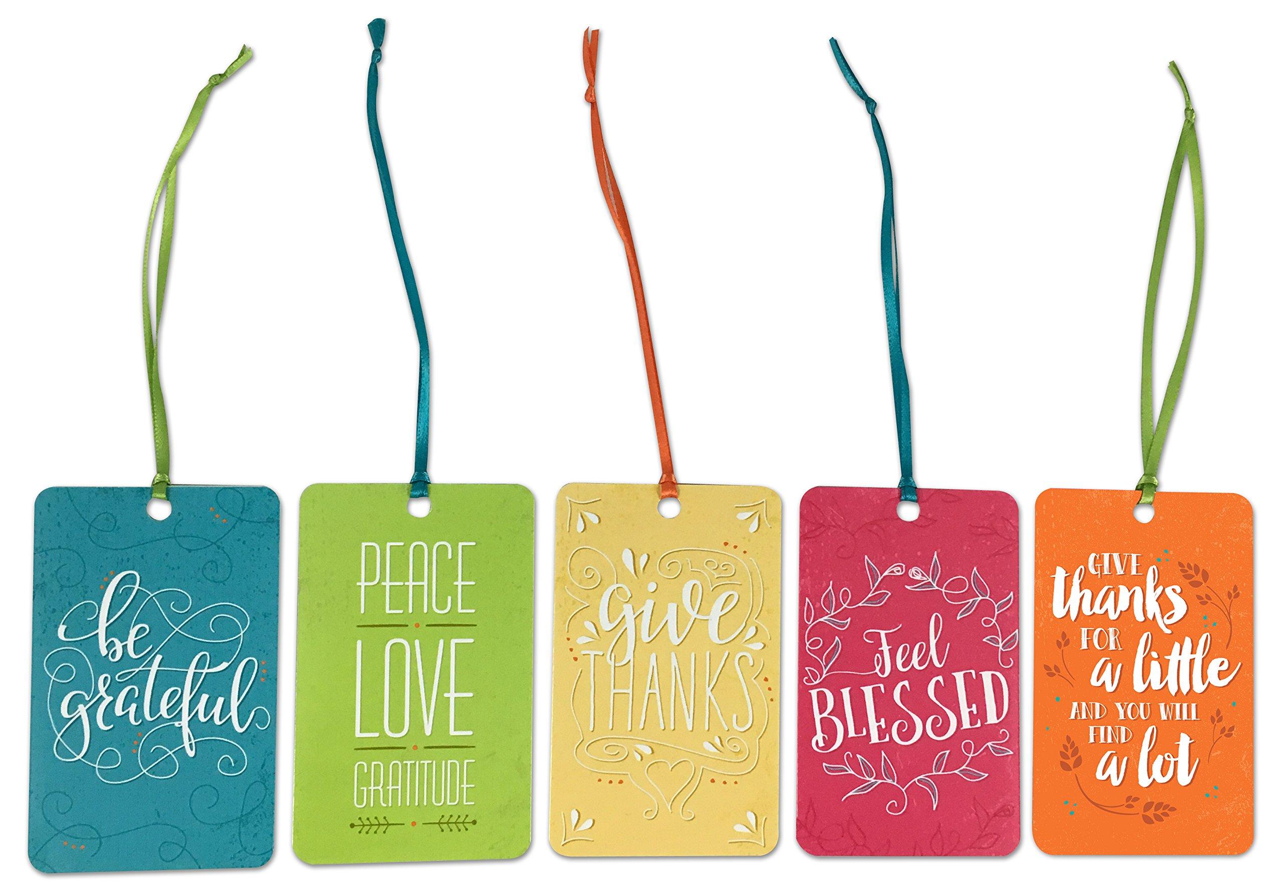 Lunchbox Love Gratitude Tree Notes