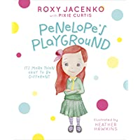Penelope's Playground: It's More than Okay to be Different