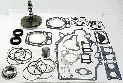Kawasaki FD620 / John Deere 425, 445, 455 Engine Rebuild Kit with Camshaft on