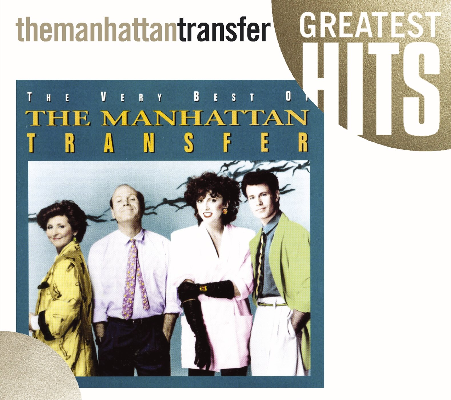 The Very Best of the Manhattan Transfer by MANHATTAN TRANSFER