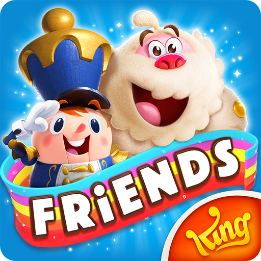 Candy Crush Friends Saga (Best Games With Friends)