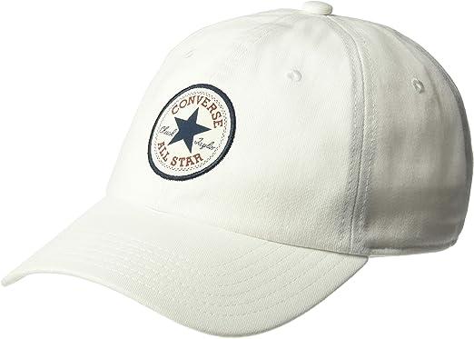 Converse Unisex Gorra de béisbol Tipoff Chuck Baseball Cap MPU ...